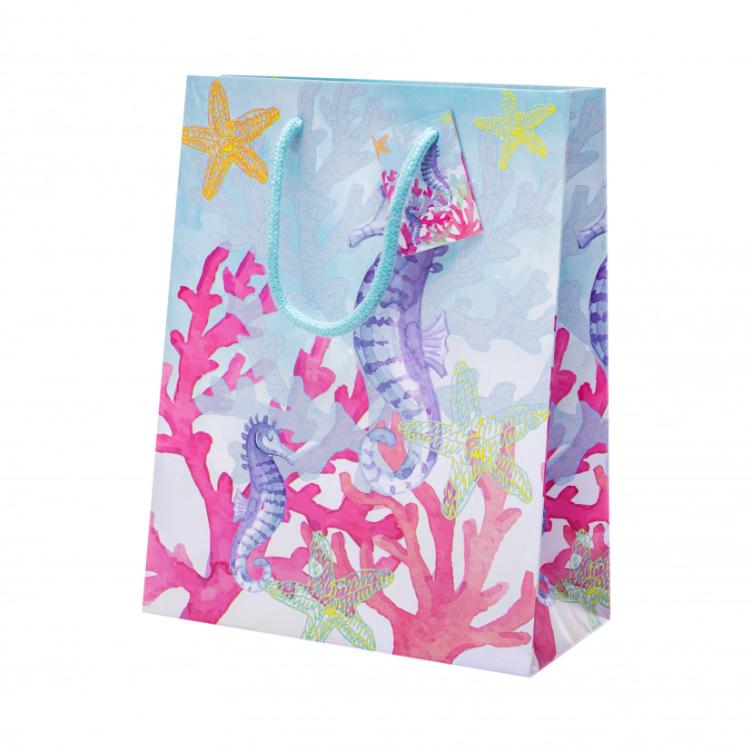Shopper carta Sea Mix