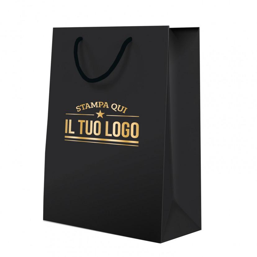 Shopper Lusso Plastificate Opache