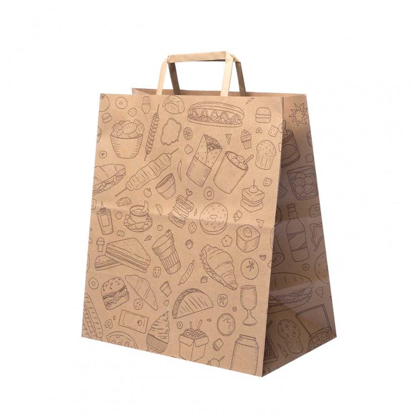 Shopper Take Away con Decori