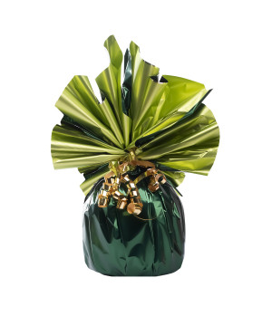 Bobina Incarto Pasticceria Bicolor Verde Bosco Verde Chiaro