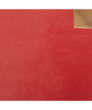 Carta Regalo Fondo Avana Rosso