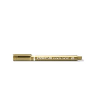 Marcatore Metal Staedtler Oro
