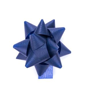 Coccarde Effetto Legno Blu