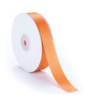 Nastro Raso Taffetà Arancio