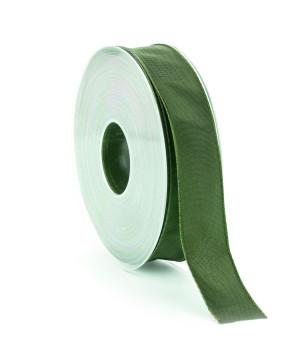 Nastro Raso Animato Verde Scuro