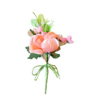 Pick Rosa con Fiori Rosa