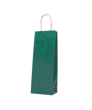 Shopper Biokraft Linea Basic Verde