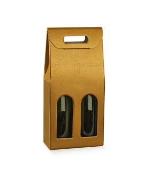 Portabottiglie Skin Gold Oro