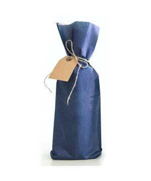 Sacchetti Portabottiglie Blu