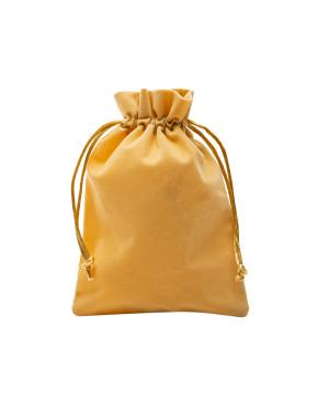 Sacchetti in Velluto Oro