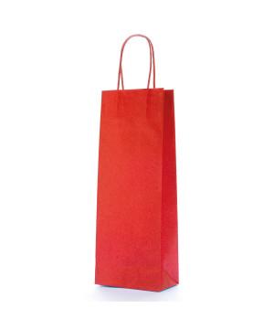 Shopper Biokraft Linea Basic Rosso