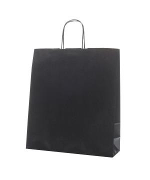 Shopper Carta Sealing Dark Nero