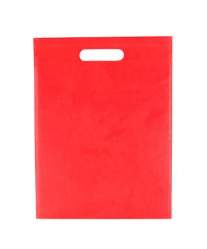 Shopper TNT Colorato manico fustellato Rosso