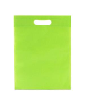 Shopper TNT Colorato manico fustellato Verde