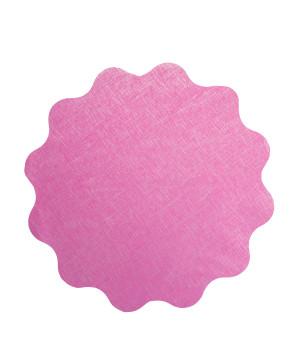 Sottovaso Tissue Metal Ciclamino