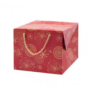Bag Box Modern Christmas