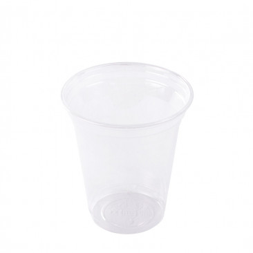 Bicchiere in Plastica Biodegradabile 300-400ml