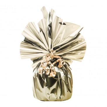 Bobina Incarto Pasticceria Bicolor Oro Perla