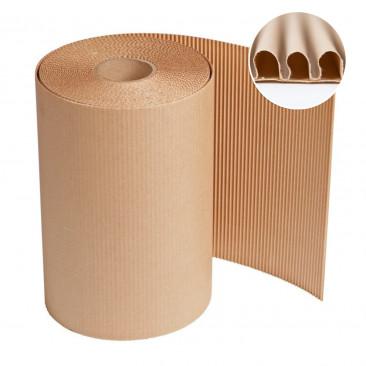 Cartone Ondulato per Imballaggio in Bobine h12mm