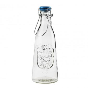 Bottiglia in Vetro con Tappo Mix