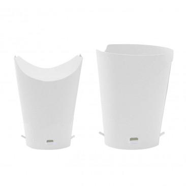 Bicchiere per Fritti in Cartoncino Bianco