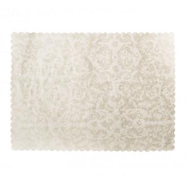 Coprivassoio Bianco Damascato