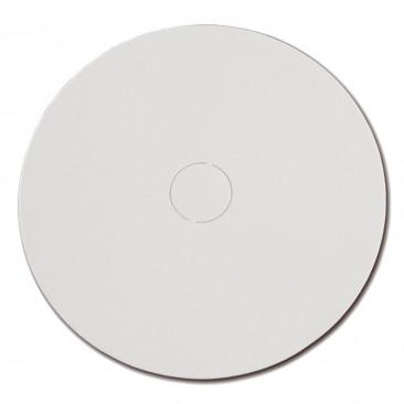 Dischi in Cartone Bianco Top Quality Bianco