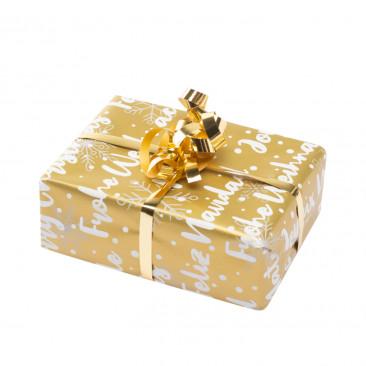 Carta da Regalo in Fogli Fantasia di Natale Mix