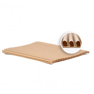 Cartone Ondulato per Imballaggio in Fogli h12mm
