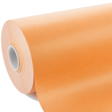 Bobina Carta Sealing Colorata Arancio