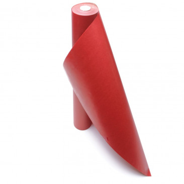 Bobina Carta Sealing Avana Colorata Rosso