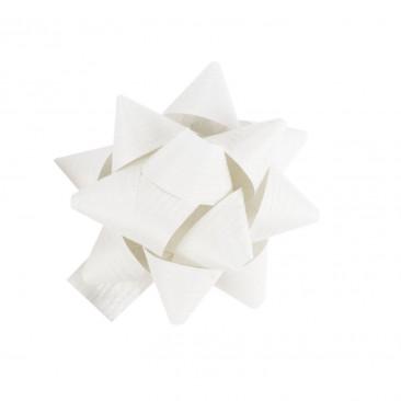 Coccarde Effetto Legno Bianco