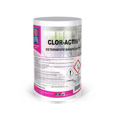 Detergente Sanificante in Compresse Clor Active