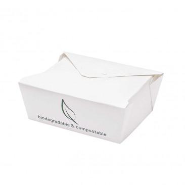 Food Box in Cartoncino e PLA Bio
