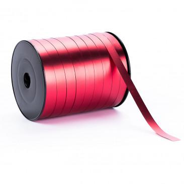 Nastro Metal Opaco Rosso
