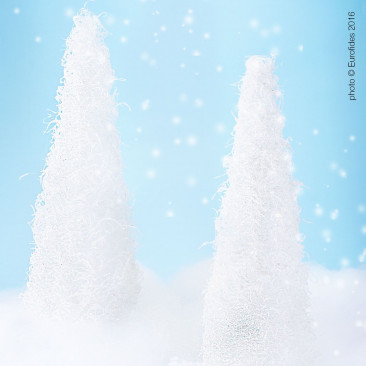 Coppia Alberi di Neve
