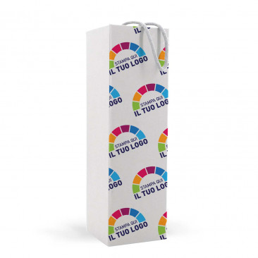Scatole Portabottiglie Lusso con Chiusura Magnetica Personalizzata in quadricromia