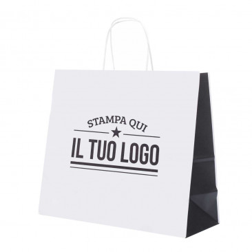 Shopper Carta Duo Personalizzata