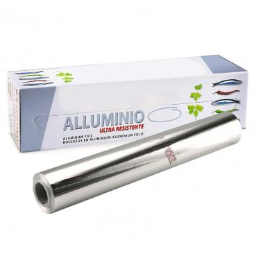 Rotolo di Alluminio per Alimenti con scatola Dispenser
