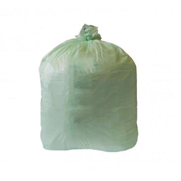 Sacco Spazzatura Umido Compostabile Verde