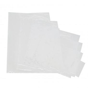 Sacchetti plastica trasparente