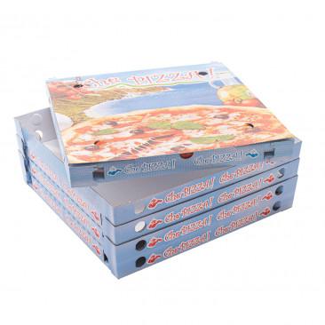 Scatola per Pizza Impilabile