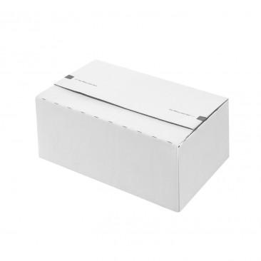Scatole per Reso Sicurezza con Chiusura Adesiva Bianco