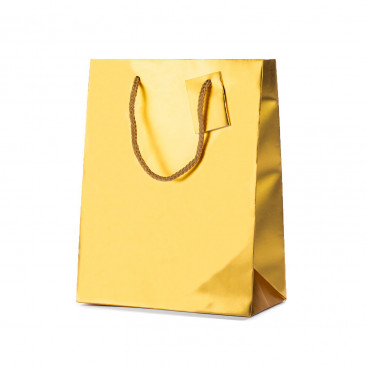 Shopper Carta Metal Opaco  Mix