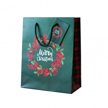 Shopper Berry Merry Christmas