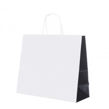 Shopper Carta Duo Nero