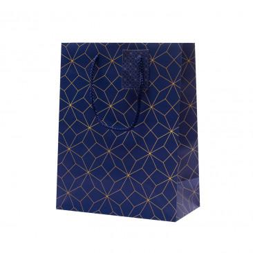 Shopper Natalizia Geometric Mix