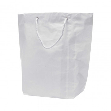 Shopper Cemento Linea Cuba Bianco Singola