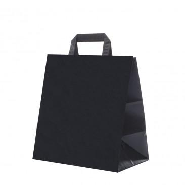 Shopper Take Away piattina Nero