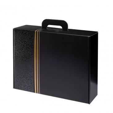 Valigetta per Confezioni Elegance Black